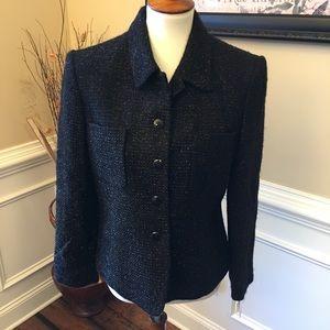 Jones New York Tweed Blazer Sz 12